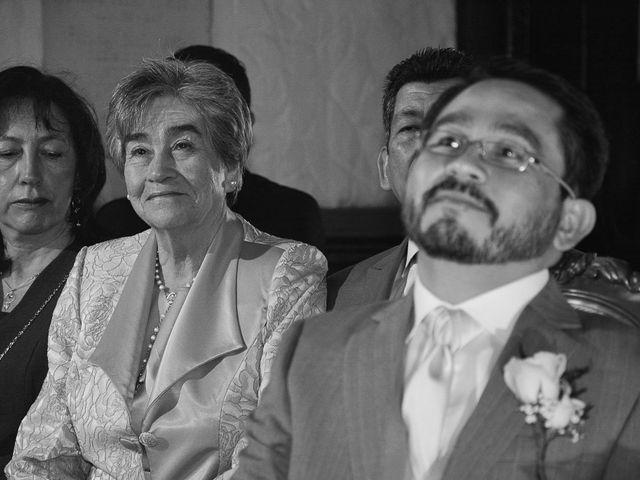 El matrimonio de Leandro y Angela en Sogamoso, Boyacá 21