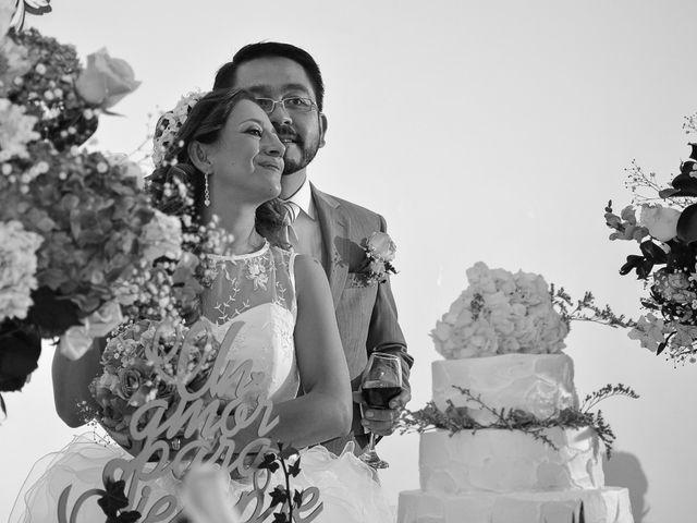 El matrimonio de Leandro y Angela en Sogamoso, Boyacá 44