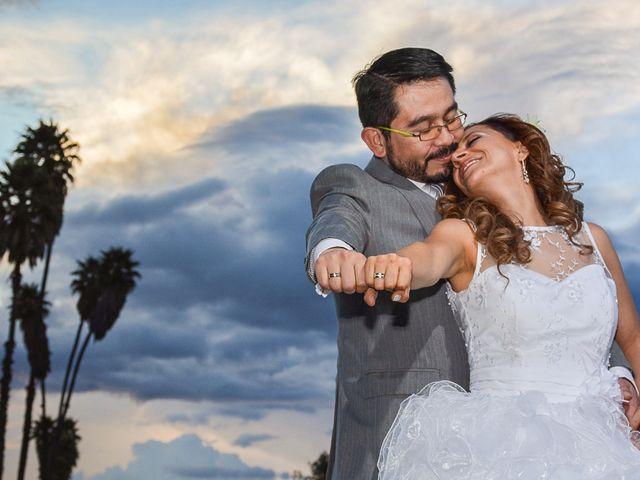 El matrimonio de Leandro y Angela en Sogamoso, Boyacá 1