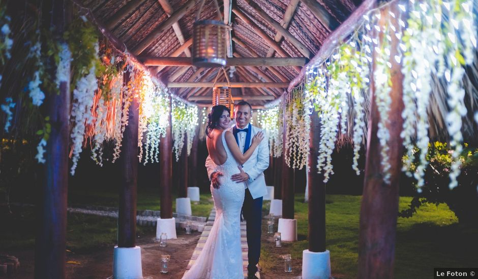 El matrimonio de Jorge y Grace en Santa Marta, Magdalena