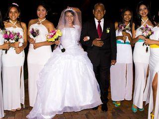 El matrimonio de Celina y Harlyn 1