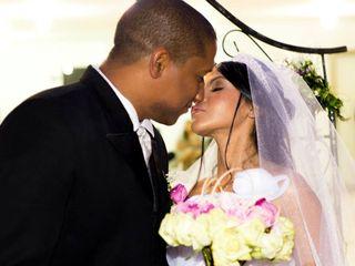 El matrimonio de Celina y Harlyn