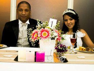 El matrimonio de Celina y Harlyn 3