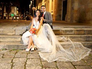 El matrimonio de Diego y Mariana