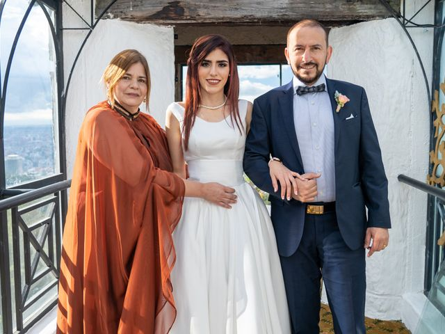 El matrimonio de Nata y Diego en La Calera, Cundinamarca 12