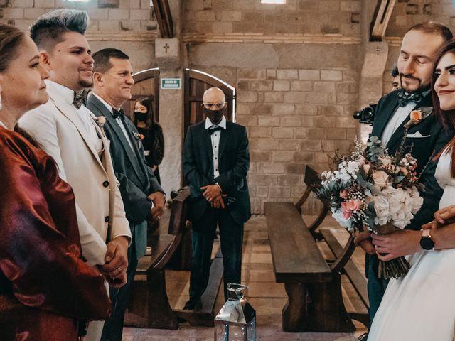 El matrimonio de Nata y Diego en La Calera, Cundinamarca 14