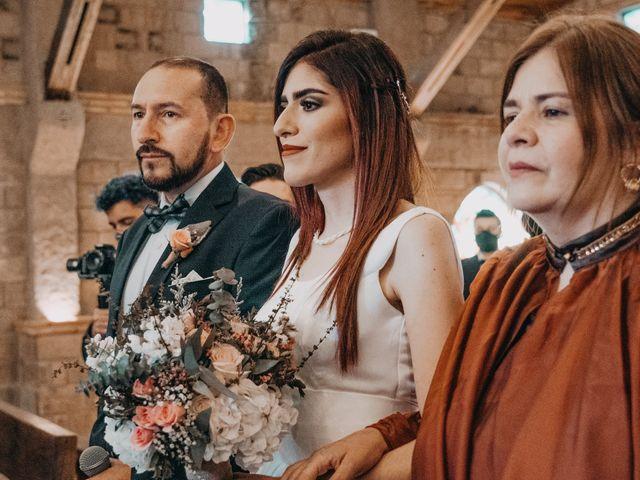 El matrimonio de Nata y Diego en La Calera, Cundinamarca 15
