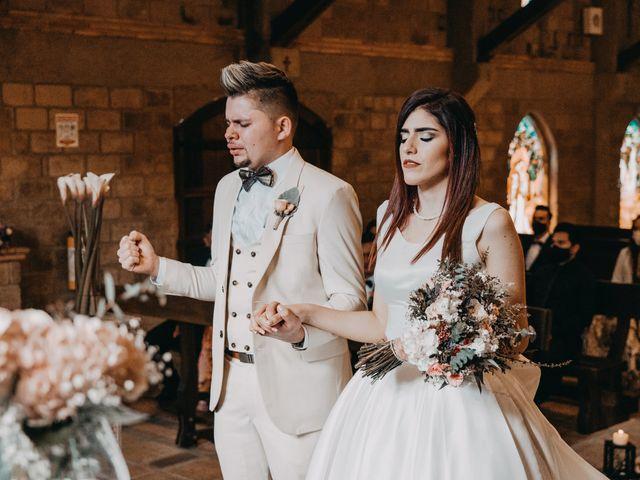 El matrimonio de Nata y Diego en La Calera, Cundinamarca 16