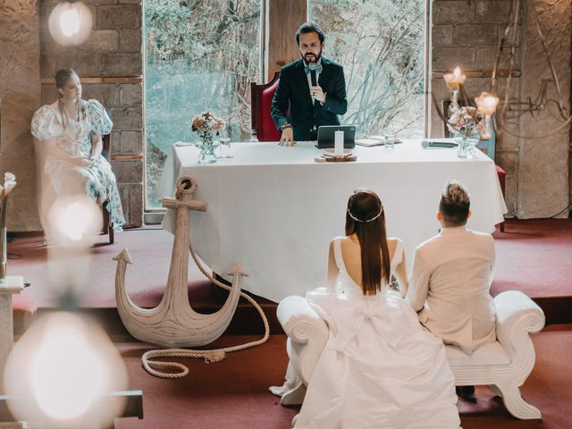 El matrimonio de Nata y Diego en La Calera, Cundinamarca 22