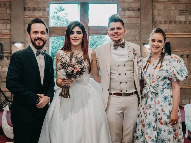 El matrimonio de Nata y Diego en La Calera, Cundinamarca 24