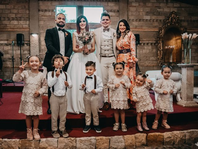 El matrimonio de Nata y Diego en La Calera, Cundinamarca 25