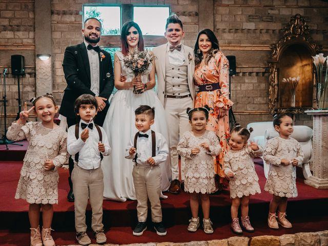 El matrimonio de Nata y Diego en La Calera, Cundinamarca 26