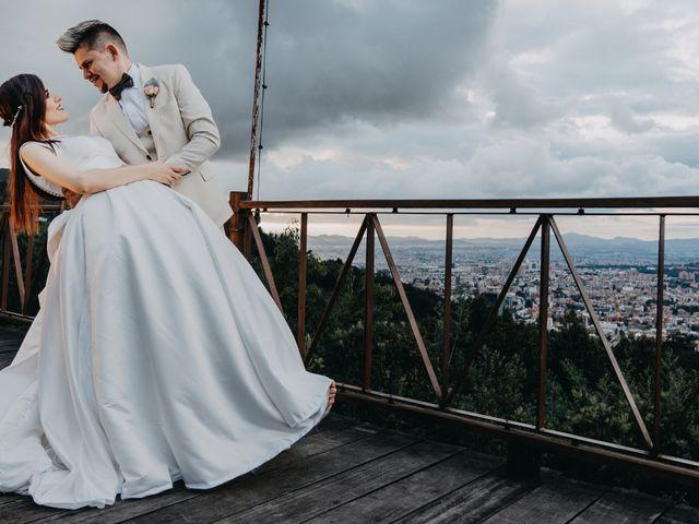 El matrimonio de Nata y Diego en La Calera, Cundinamarca 30