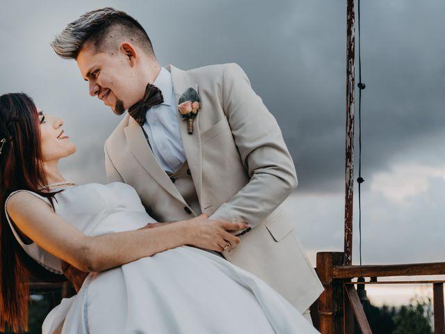 El matrimonio de Nata y Diego en La Calera, Cundinamarca 31