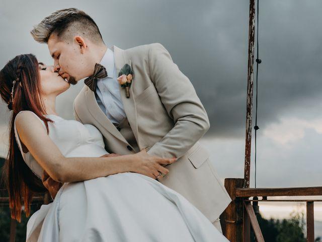El matrimonio de Nata y Diego en La Calera, Cundinamarca 32