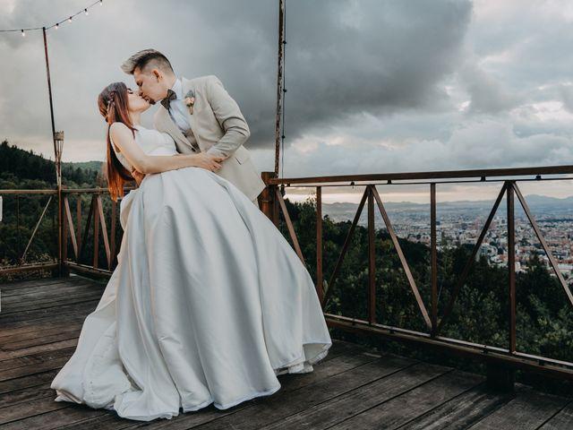 El matrimonio de Nata y Diego en La Calera, Cundinamarca 33