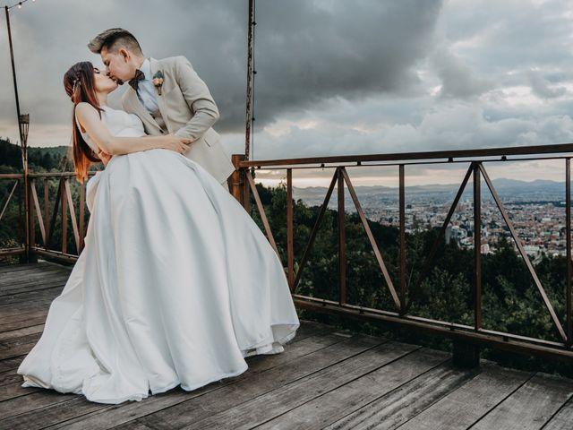 El matrimonio de Nata y Diego en La Calera, Cundinamarca 34
