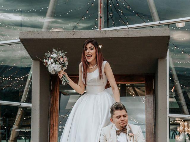 El matrimonio de Nata y Diego en La Calera, Cundinamarca 37