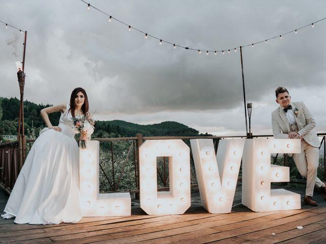 El matrimonio de Nata y Diego en La Calera, Cundinamarca 38