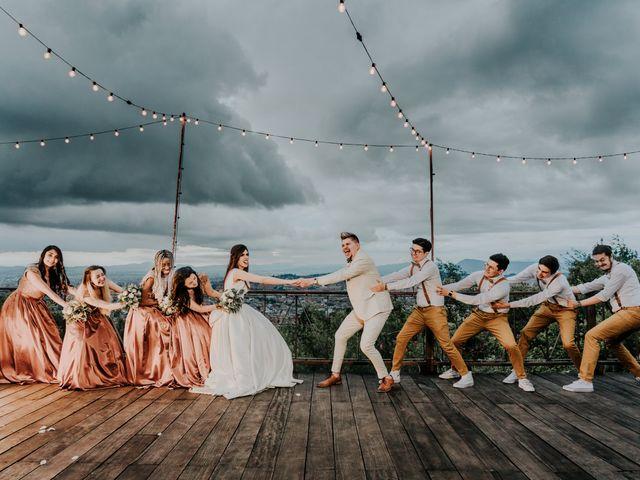 El matrimonio de Nata y Diego en La Calera, Cundinamarca 46