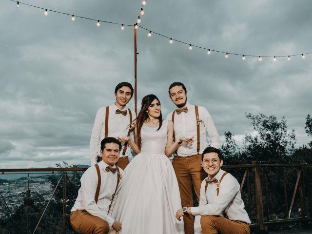 El matrimonio de Nata y Diego en La Calera, Cundinamarca 48