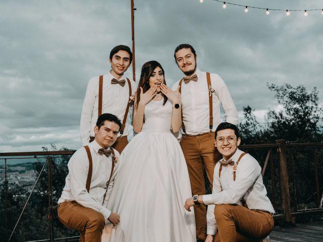 El matrimonio de Nata y Diego en La Calera, Cundinamarca 49