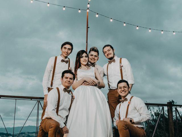 El matrimonio de Nata y Diego en La Calera, Cundinamarca 50