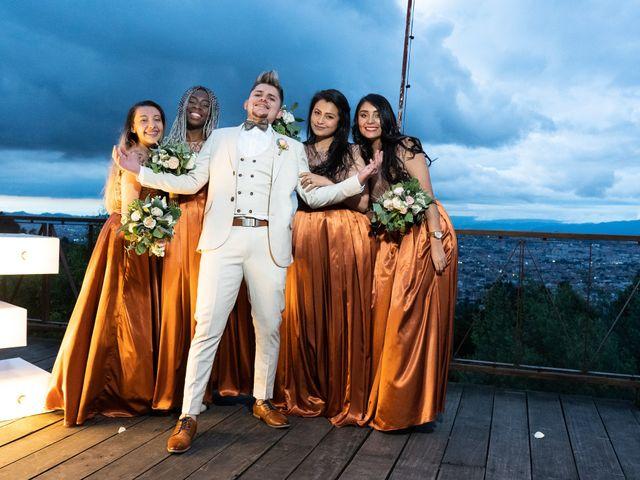 El matrimonio de Nata y Diego en La Calera, Cundinamarca 51