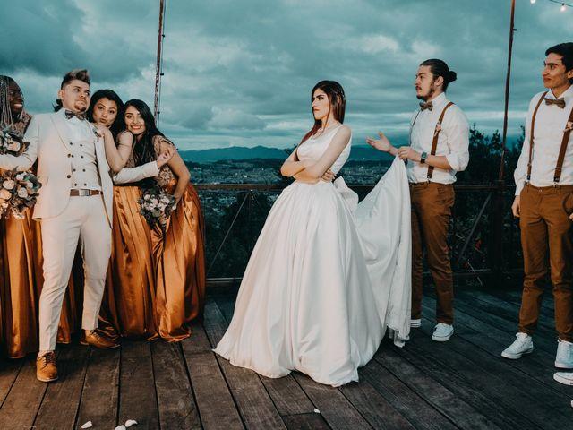El matrimonio de Nata y Diego en La Calera, Cundinamarca 52