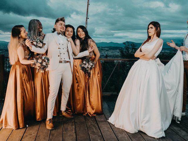 El matrimonio de Nata y Diego en La Calera, Cundinamarca 53