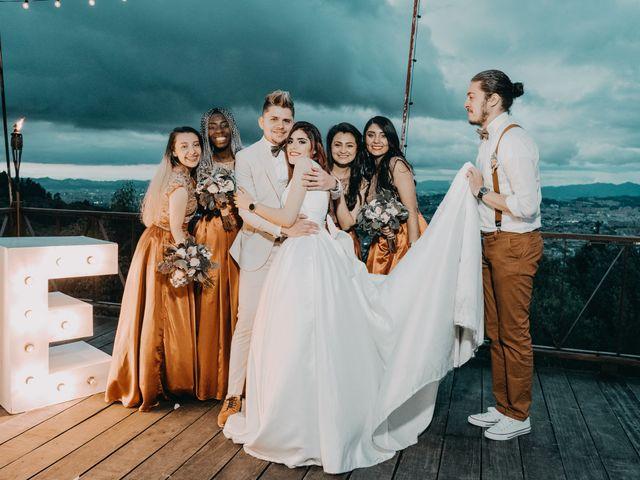 El matrimonio de Nata y Diego en La Calera, Cundinamarca 54
