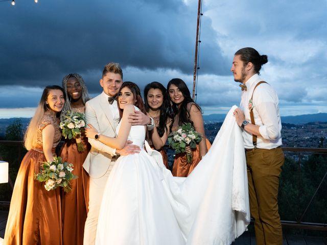 El matrimonio de Nata y Diego en La Calera, Cundinamarca 55