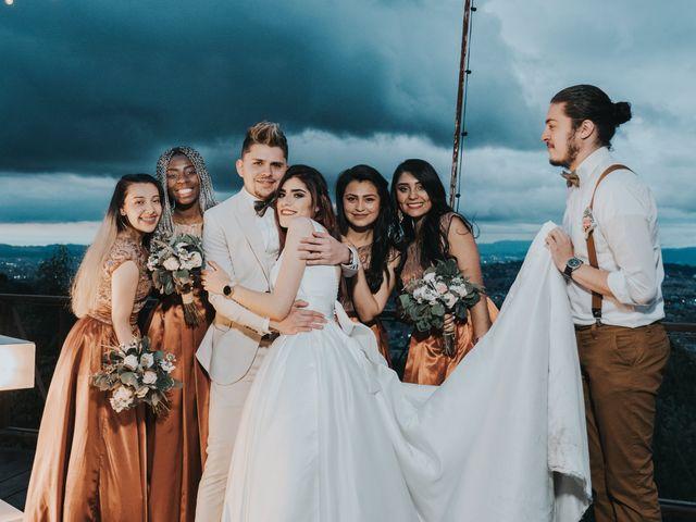 El matrimonio de Nata y Diego en La Calera, Cundinamarca 56