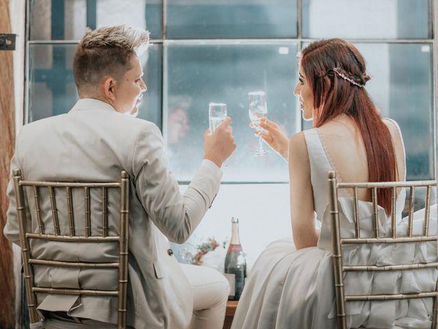 El matrimonio de Nata y Diego en La Calera, Cundinamarca 57