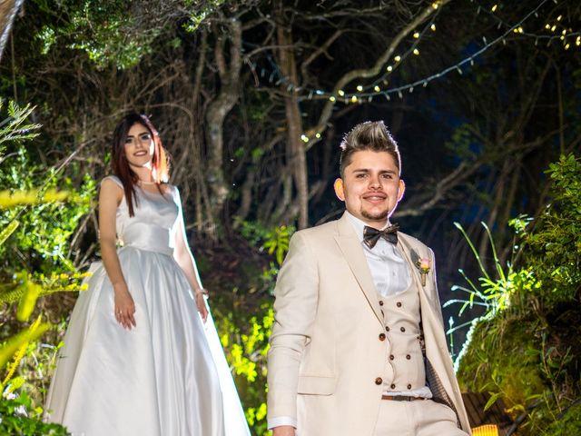 El matrimonio de Nata y Diego en La Calera, Cundinamarca 61