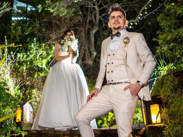 El matrimonio de Nata y Diego en La Calera, Cundinamarca 62