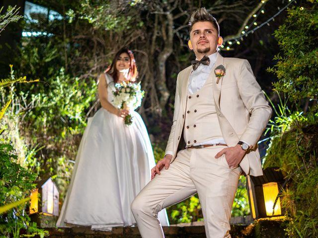 El matrimonio de Nata y Diego en La Calera, Cundinamarca 63