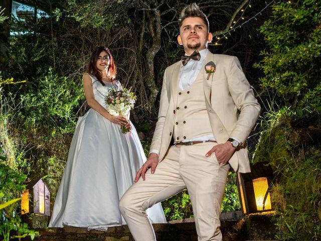 El matrimonio de Nata y Diego en La Calera, Cundinamarca 64