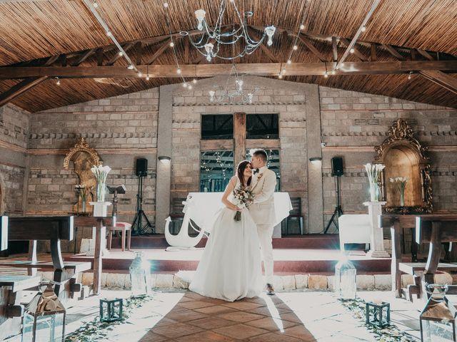 El matrimonio de Nata y Diego en La Calera, Cundinamarca 65