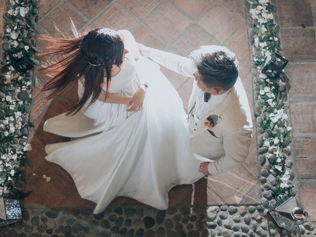 El matrimonio de Nata y Diego en La Calera, Cundinamarca 73