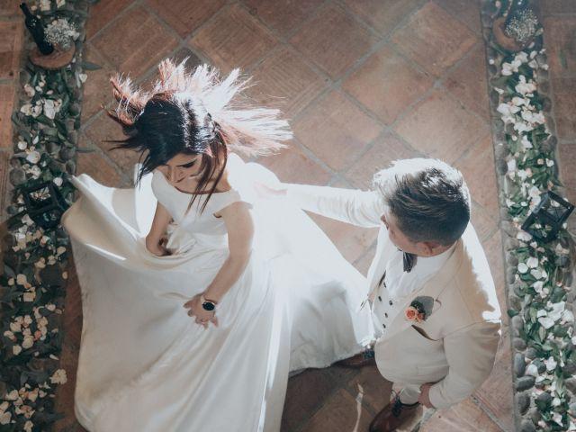 El matrimonio de Nata y Diego en La Calera, Cundinamarca 74