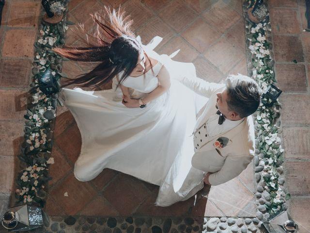 El matrimonio de Nata y Diego en La Calera, Cundinamarca 75