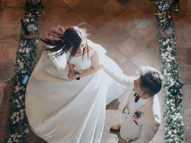 El matrimonio de Nata y Diego en La Calera, Cundinamarca 76