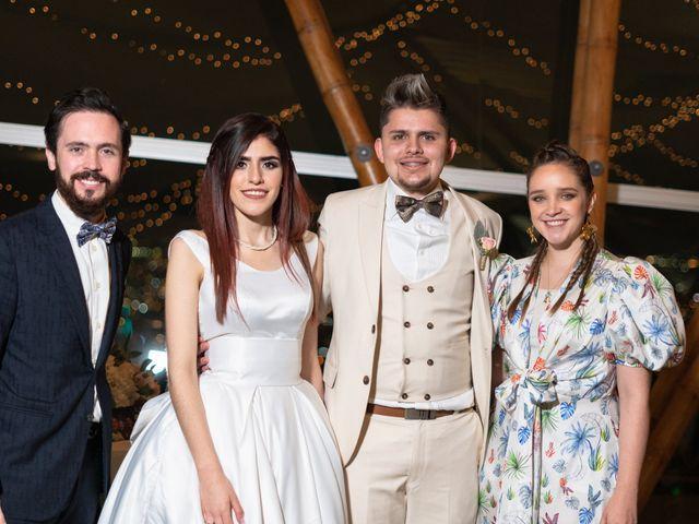 El matrimonio de Nata y Diego en La Calera, Cundinamarca 77