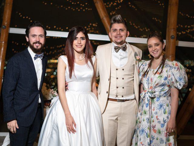 El matrimonio de Nata y Diego en La Calera, Cundinamarca 78