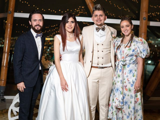 El matrimonio de Nata y Diego en La Calera, Cundinamarca 79