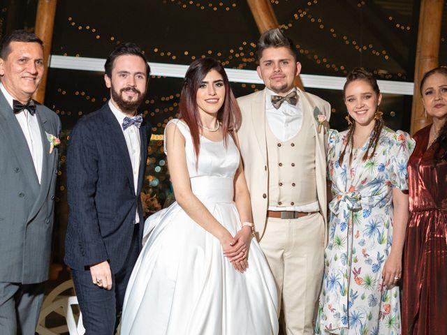 El matrimonio de Nata y Diego en La Calera, Cundinamarca 80