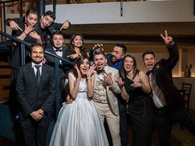 El matrimonio de Nata y Diego en La Calera, Cundinamarca 83