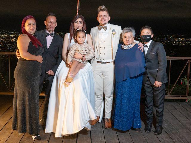 El matrimonio de Nata y Diego en La Calera, Cundinamarca 86
