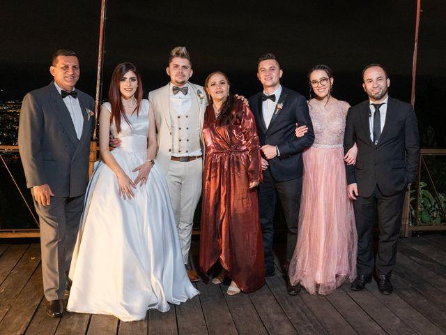 El matrimonio de Nata y Diego en La Calera, Cundinamarca 88